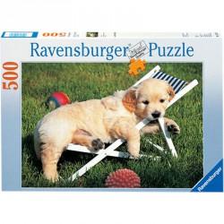 Puzzle 500 db - Pihenés Ravensburger Puzzle Ravensburger