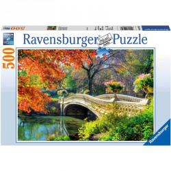 Puzzle 500 db - Híd Ravensburger Puzzle Ravensburger