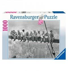 Puzzle 1000 db - Ebédidő Ravensburger Puzzle Ravensburger