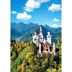 Puzzle 1000 db - Neuschwanstein Ravensburger Puzzle Ravensburger