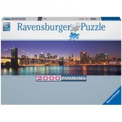Puzzle 2000 db panoráma - New York Ravensburger Puzzle Ravensburger