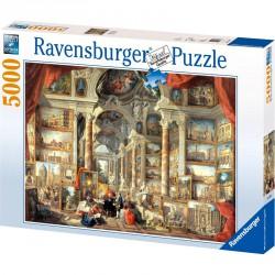 Puzzle 5000 db - Panini: Modern Róma Ravensburger Puzzle Ravensburger