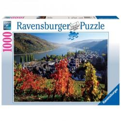 Puzzle 1000 db - Rajna Ravensburger Puzzle Ravensburger