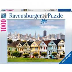 Puzzle 1000 db - San Francisco Ravensburger Puzzle Ravensburger