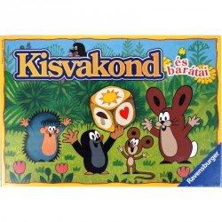 Társasjáték - Kisvakond és barátai Szórakoztató játékok