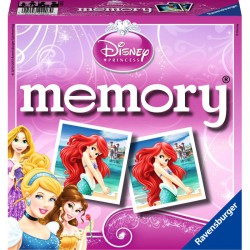 Memóriajáték - Hercegnők Memória játékok