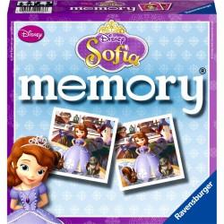 Memóriajáték - Szófia hercegnő Memória játékok Ravensburger