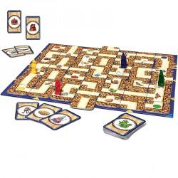 Társasjáték - Furfangos labirintus Ravensburger BLACK FRIDAY Ravensburger