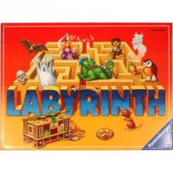 Társasjáték - Furfangos labirintus Ravensburger Stratégiai játékok Ravensburger