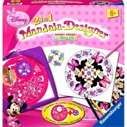 Mandala 2in1 - Minnie Színező Ravensburger
