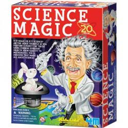 Varázs tudomány Tudományos, szórakoztató játékok