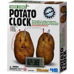 Krumplióra Tudományos, szórakoztató játékok