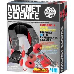 Mágneses tudomány Tudományos, szórakoztató játékok