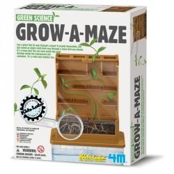 Zöld tudomány - bab labirintus Tudományos, szórakoztató játékok