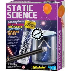 Sztatikus tudomány Tudományos, szórakoztató játékok