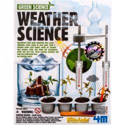 Zöld tudomány - Időjárás tudomány Tudományos, szórakoztató játékok