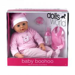 Baby boohoo 46 cm-es baba Babák