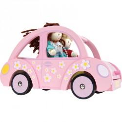 Sophie kocsija babaházhoz 12x12x21cm Egyéb játékok
