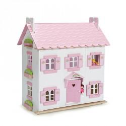 Sophie fa háza 35x67x61cm Babaház
