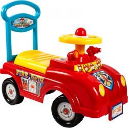 Ráülős autó tűzoltó bébitaxi Lábbal hajtható járművek NoName