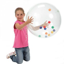Activity Ball 50 cm Sportszer Gymnic