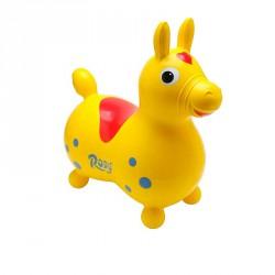 Cavallo Rody lovacska sárga Játék R-Med