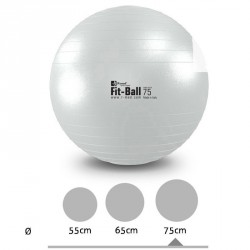 Fit-Ball 75 cm gyöngyház Sportszer Gymnic