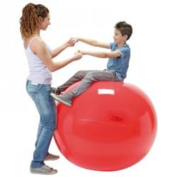 Fizio óriáslabda Gymnic 120 cm piros Sportszer Gymnic