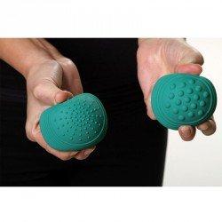 Reflexlabda marokerősítő 5,5 cm zöld Sportszer
