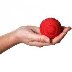 Reflexlabda marokerősítő 6 cm piros Sportszer