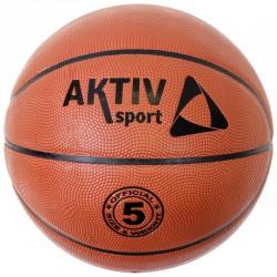Aktivsport kosárlabda 5-ös, bőr kompozit Sportszer Aktivsport