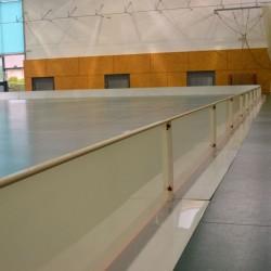 IFF floorball pálya palánk szett Sportszer