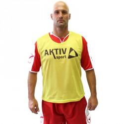 Aktivsport jelölőmez matt sárga Sportszer Aktivsport