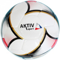 Futball labda Aktivsport Team No. 5 Black Friday Aktivsport
