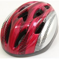Kerékpáros sisak Amaya piros BLACK FRIDAY Amaya