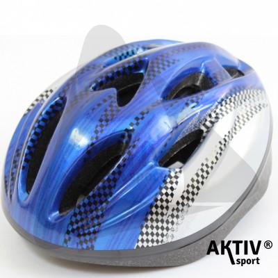 Kerékpáros sisak Amaya kék