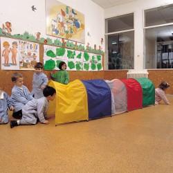 Mászó alagút Amaya színes Sportszer Amaya