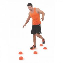 Egyensúlyozó félgömb szett puha Amaya Sportszer Amaya