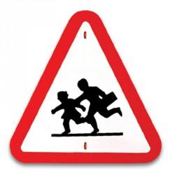 Kresz tábla - Gyermekek Játék Amaya