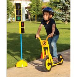 Közlekedési lámpa állvánnyal Játék Amaya