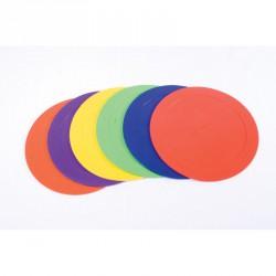 Kör alakú padlójelölő szett Fejlesztő játékok Amaya