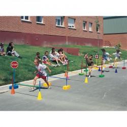 Taktikai rúd 35 cm-es Sportszer Amaya