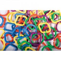 Összefűzhető geometriai alakzatok Fejlesztő játékok Amaya