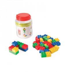 Építőelem készlet Fejlesztő játékok Amaya
