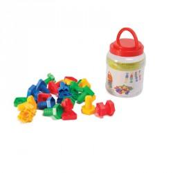 Csavar és anya készlet Fejlesztő játékok Amaya