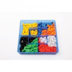 Négyzet alakú mozaik Fejlesztő játékok Amaya