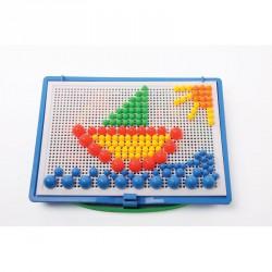 Kör alakú mozaik Fejlesztő játékok Amaya