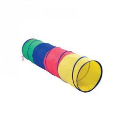 Mászóalagút többszínű 1,8 m Sportszer Amaya