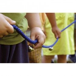 Gyerek kötél csengővel Fejlesztő játékok Amaya