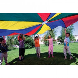 Óriás ejtőernyő Amaya 7,5 m 16 kapaszkodóval Sportszer Amaya